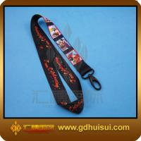 Quality heat transfer printed lanyard for sale