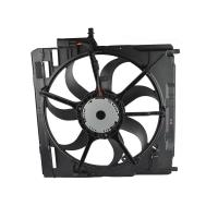 Quality BMW X5 E70 Car Engine Radiator Cooling Fan 17428618241 17428618240 3.0si 4.8i 600W for sale