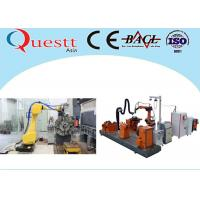Quality 3KW Metal Cladding Machine Quenching Hardening For Roller Mould Shaft for sale