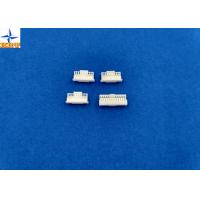 Quality Wire to board connectors pitch 1.00mm with lock PA66 CI16 wire housing for sale