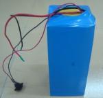 Quality OEM 48V 10Ah Li-ion E-Bike Battery Packs for sale
