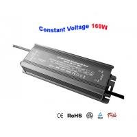 China 160W Waterproof LED Driver , Constant Voltage , For LED Panel Light , FCC CE on sale