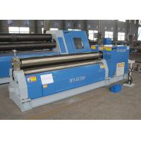 Quality Automated Hydraulic Rolling Machine Pipe Roller Bender 3600x980x1300mm CE Approval for sale