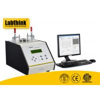 Quality ISO 5636 Standard Air Permeability Testing Equipment for Plastic Nonwovens and Paper for sale