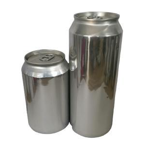Quality Durable Aluminum Beverage Bottles Custom Aluminum Bottles 500ml Wine Package for sale