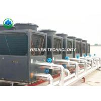 China Cold ClimatesCentral Air Source Heat Pump , Air Conditioning Units for sale