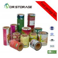 Quality Environmental Roll Laminated Food Packaging Films for Noodles Candy Biscuit for sale
