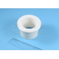 Quality 0.02mm Concentricity 6g/Cm3 High Temperature Ceramic Bushings for sale
