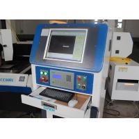 Quality 4000W CNC Fiber Laser Pipe Cutting Machine With China Raycus Fiber 3 Axis for sale