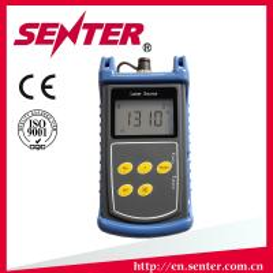 China ST815 Series China manufacturer FTTH handheld mini 1310 1490 1550 1625 optical fiber laser light sourc on sale