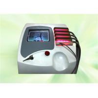 China Portable Non Invasive Lipo Laser Diode Slimming Machine For Home for sale