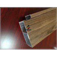 Quality Customized Industrial Commercial Door Aluminium Profiles 6063 T5 For Building Outside for sale