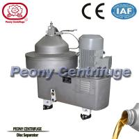Quality Model PDSD Centrifugal Self Cleaning Separator Lubrication Oil Water Separator for sale