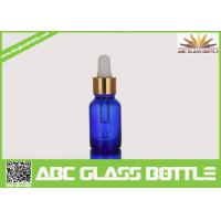 Quality Free Sample Colorful Amber Blue 15ml Glass Dropper Bottle for sale