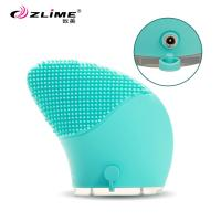 USB Rechargeable Facial Cleansing Brush Affordable  Beauty Salon Equipment