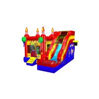 Quality Party Inflatable Jumper 6 in 1 Inflatable Combo for sale