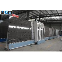 Quality Insulating Glass Processing Equipment PLC Control With Multi Function for sale