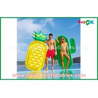 Quality Various Shapes Fruit Slice Pool Float Raw Inflatable Outdoor Toys For Swimming for sale