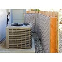 Quality Acoustic enclosure for Residential Air Conditioners Non-Flammable Layer Added Customized Available for sale