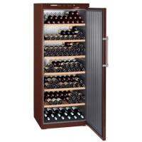 Quality Single Temperature Wine Display Cabinet With 294 Bottles Capacity Liebherr WKt 6451 for sale