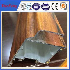 Quality China aluminium factory,aluminium sliding wardrobe doors/wardrobe aluminium profiles for sale