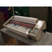 Buy cheap 360MM roll laminator 360MM hot & cold roll laminating machine from wholesalers