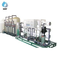 China Seawater Reverse Osmosis Desalination Plant For Drinking Water on sale