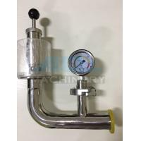 Quality Sanitary SS304 and 316L Pressure Relief Vent Air Release Valve for sale