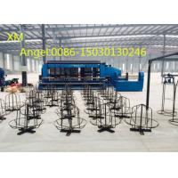 Buy 4.3m width 80*100 full automatic gabion box making machine/hexagonal wire mesh at wholesale prices