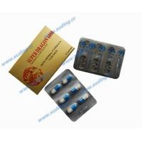 Quality SUPER DRAGON 6000 sex capsules for sale
