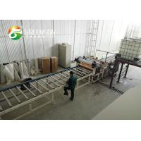 Quality Double Sided Plasterboard PVC Film Aluminum Foil Extrusion Lamination Coating Machine for sale