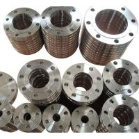 Quality JIS EN1092-1 DIN GOST BS4504 Metal Processing Machinery Parts Pipe Fitting Flanges for sale