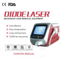 Buy cheap Professional Painless 808nm Diode Laser Hair Removal Machine For Beauty Salon from wholesalers