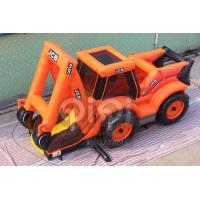 Quality Digger Commercial Inflatable Jumping Slide for sale
