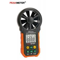 High Precision Environmental Meter Portable Wind Speed Measuring Device for sale