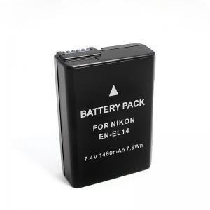 Quality 7.4V 1480mAh Samsung 7.4 V Lithium Battery Pack for sale