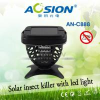 Quality Manufacture Advanced Solar Powered Electronic Mosquito Trap for sale