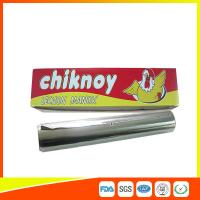 Quality Eco Friendly Aluminium Foil Roll For Food Packaging Heat Resistant for sale