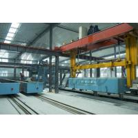 Quality Autoclaving Sand Lime Block Manufacturing Machine 150000m3 High Capacity for sale