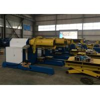 Quality Hydraulic Decoiler For Color Steel Roof Sheet Roll Forming Machine for sale