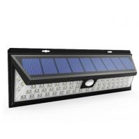Buy cheap 66led motion sensor solar wall/garden light from wholesalers