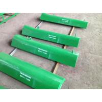 Buy Gutter Rail Front Alloy Steel Castings HB217 - 241 UTS 790Mpa at wholesale prices