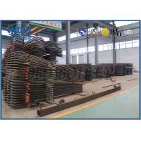 Quality Carbon Steel Coils Superheater And Reheater Processing Plant Ball Passing U-Bending Ovality Test for sale