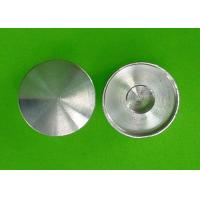 China Silver Oxide Aluminum End Caps for Assembled Connector 15mm x 20mm on sale