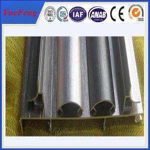 Quality Aluminium trim for tile price per ton,brushed aluminum 6061 price,stairs aluminium for sale