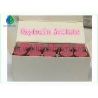 Quality Legit Less Side Effects Peptides Oxytocin CAS 50-56-6 Powder 2mg/Vials For Childbirth for sale