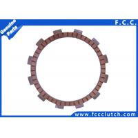 Suzuki Motorcycle Clutch Plate / Inazuma 250 21442-48G00-000​ Clutch Driven Plate for sale