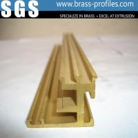 Buy cheap Anti-Corrosion H58 C38000 C38500 Doors Copper Alloy Profiles from wholesalers