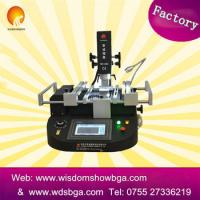 Quality Touch screen WDS-4860 economic BGA rework station  bga chip reballing machine for sale