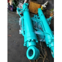 Quality sk460 boom hydraulic cylinder Kobelco machine parts heavy duty spare parts construction machine parts for sale